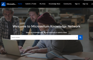 Microvellum Knowledge Community